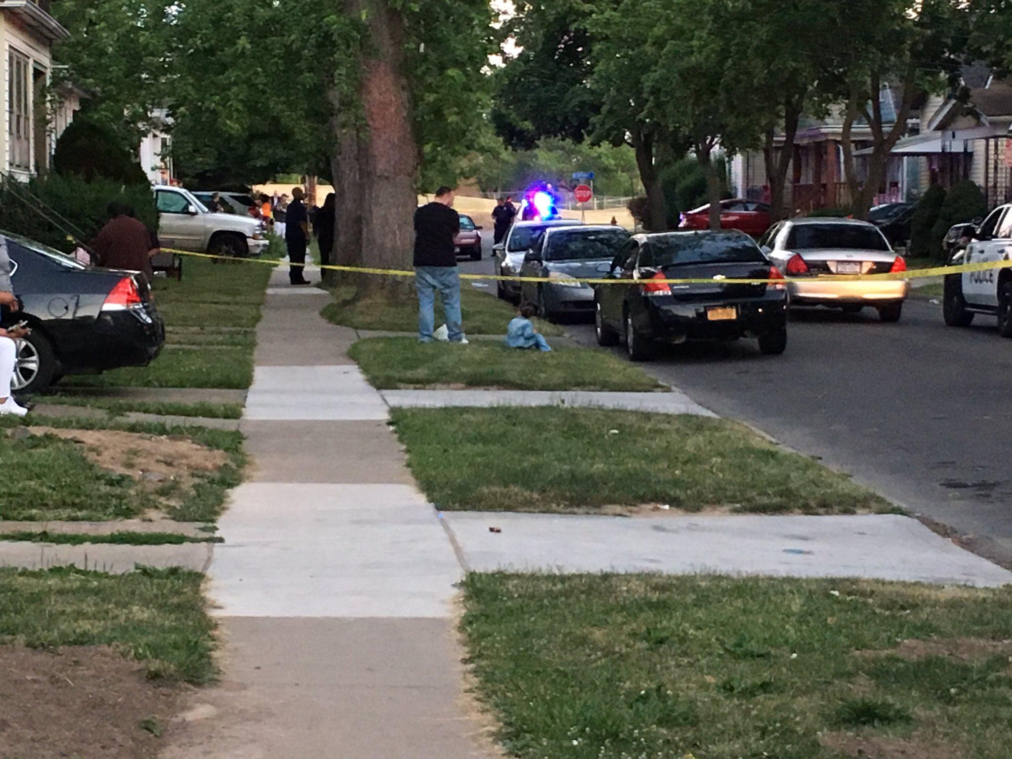 11-year-old child shot in Buffalo