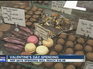 How does your Valentine's Day spending stack up?