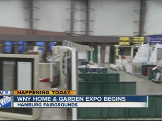 Wny Home And Garden Expo Set To Begin Buffalo Ny