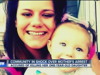 Mother faces up to 25 years for death of infant
