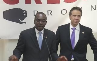 The race for Buffalo mayor: Byron Brown