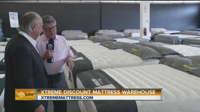 Xtreme Discount Mattress Warehouse WKBW Buffalo NY