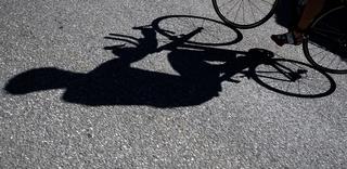 Get the helmets ready, it's bike to school day!