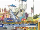 Businesses both happy and hurt by Canal Fest