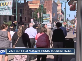 Visit Buffalo Niagara draws in event planners