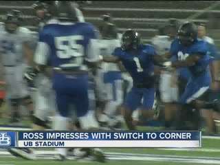 UB's Boise Ross on Jim Thorpe Watch List