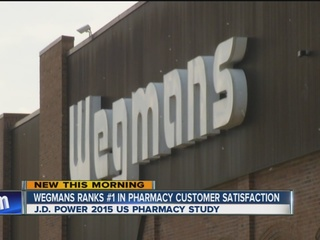 Costco claims Wegmans' signs are inaccurate
