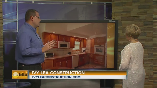 Ivy Lea Construction Contest Winner Buffalo Ny