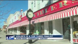 Vidler's in Final 3 for Super Bowl commercial