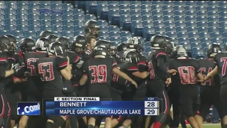 WATCH: Friday Football Frenzy - Section Finals