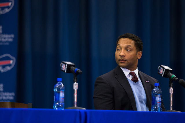 It's official: Bills fire GM Doug Whaley