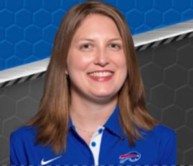 NFL history: Bills hire full-time female coach