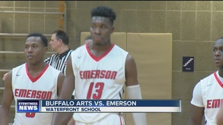 Emerson & Canisius pick up wins