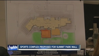 Possible domed complex for Summit Park Mall