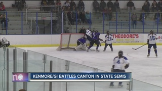 Kenmore/GI advances to state title game