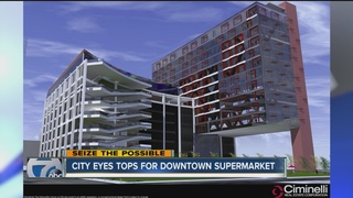 Mayor: Tops preferred choice for downtown store