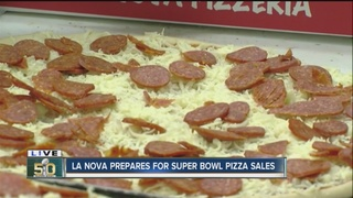 Pizza and wing sales skyrocket around Super Bowl