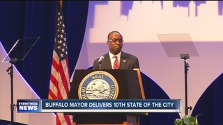 Brown outlines 2016 agenda in State of the City