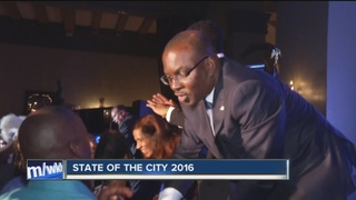 Mayor Brown to deliver State of the City 2016