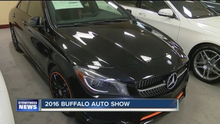 Vroom vroom! The 2016 Buffalo Auto Show is here!