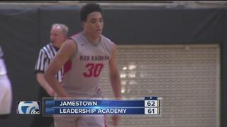 Jamestown picks up 8th straight