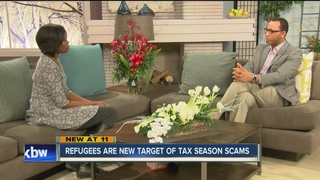 Refugees are new target of tax season scams