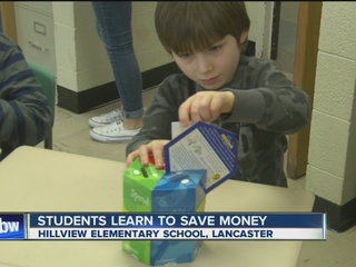 Lancaster students get a lesson in finance