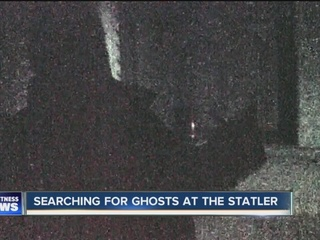 Hunting for ghosts at Statler City