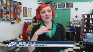 Tonawanda couple sells retro fashions worldwide