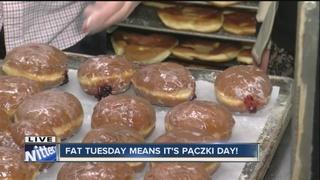 Fat Tuesday means it's Pączki Day in WNY!