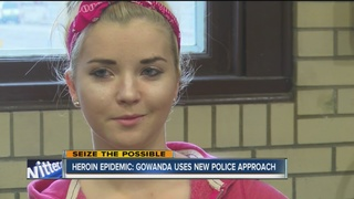Police use new approach to fight heroin epidemic