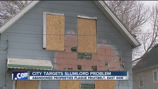 Tackling the slumlord problem in the Queen City