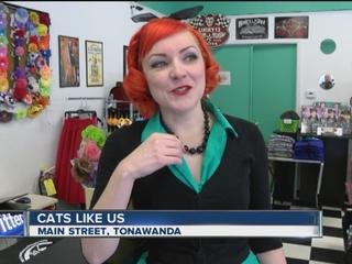 Tonawanda couple sells retro fashions world wide