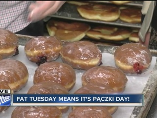 Fat Tuesday means it's Pączki Day in WNY!