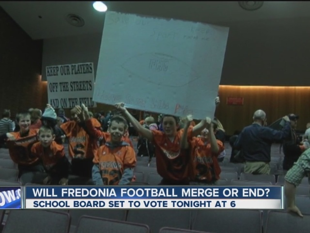 Future of H.S. football in Fredonia