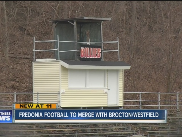 Board votes to merge H.S. football in Fredonia