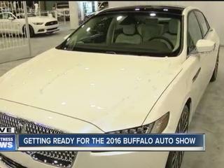 2016 Buffalo Auto Show underway!