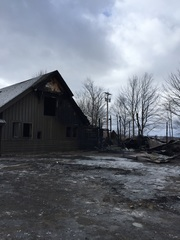 Owner to rebuild; 3-alarm fire destroyed company