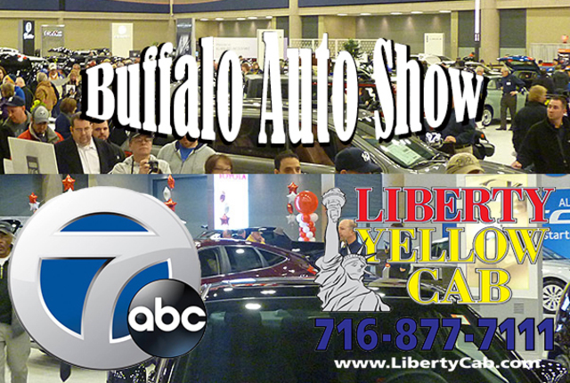 Pictures and videos from 2016 Buffalo Auto Show