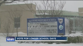Ken-Ton students to have longer school day