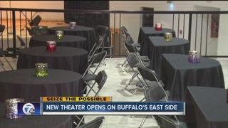Raising the curtain on a new Buffalo theater
