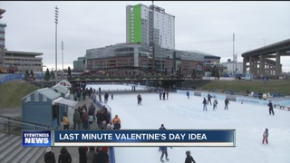 Canalside offers skating package for Valentine's