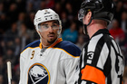 Sabres forward Evander Kane arrested