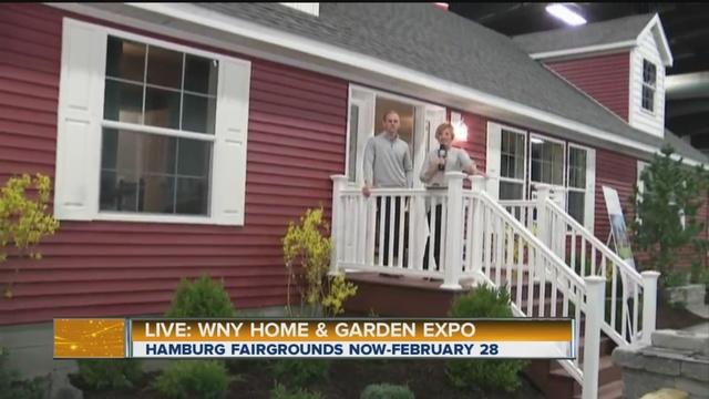 Wny Home Garden Show Buffalo Ny