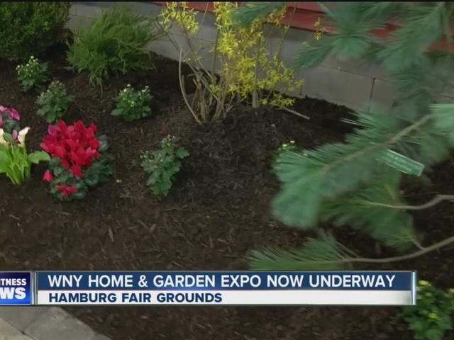 Wny Home Garden Expo Underway Buffalo Ny