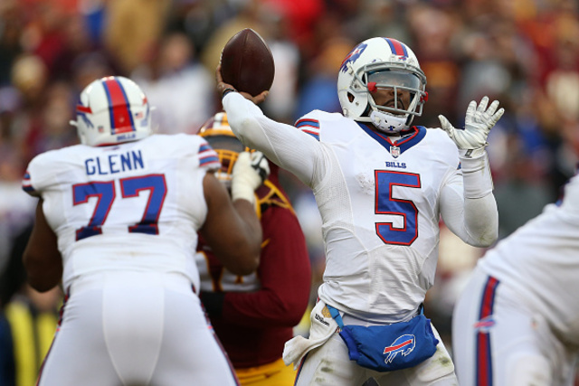 Bills tag Glenn, release Mario