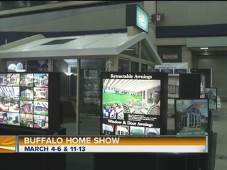 Win four tickets to the Buffalo Home Show