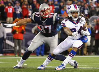 Report: Bills' Gilmore will report to camp