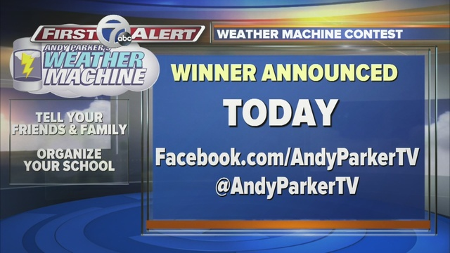 andy parkers weather machine