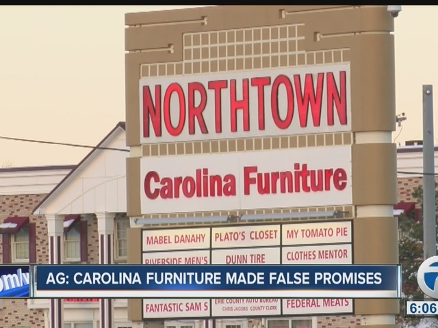 Furniture Store Slapped With Hefty Fine For False Advertising Buffalo Ny
